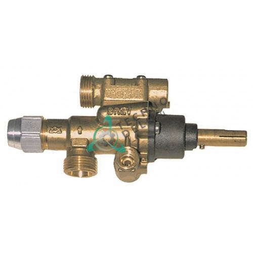 Газовый кран PEL 196.101085 service parts uni