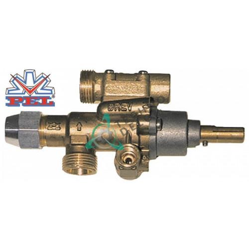 Газовый кран PEL 196.101086 service parts uni