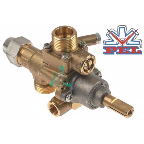 Газовый кран PEL 196.101087 service parts uni