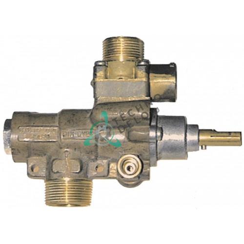 Кран газ PEL 465.101093 universal parts