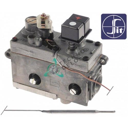 Термостат газовый SIT тип MINISIT 710 (50-190°C) для оборудования Electrolux, Elettrobar, Emmepi и др.