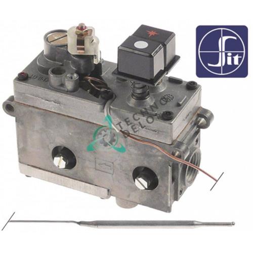 Термостат газовый MINISIT 710 110-190 °C для оборудования Modular, Offcar, Olis, Rosinox, Zanussi и др.