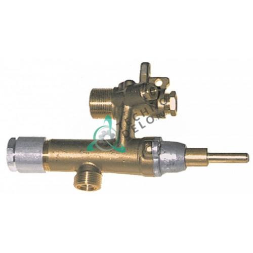 Кран газ EGA 465.101140 universal parts
