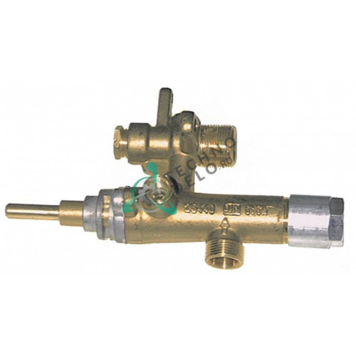 Кран газ EGA 465.101143 universal parts