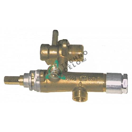 Кран газ EGA 465.101144 universal parts
