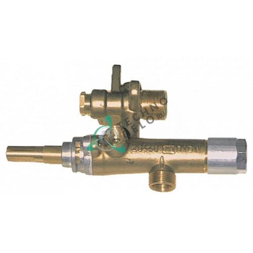 Кран газ EGA 465.101146 universal parts