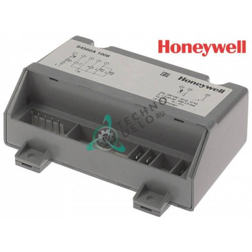 Блок газовый автоматический HONEYWELL тип S4560A1008 на 1 электрод (время 0s-10s)