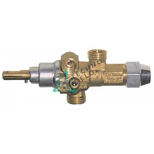Газовый кран PEL 21S для оборудования Electrolux, GIGA, Ilsa, Lotus и др.