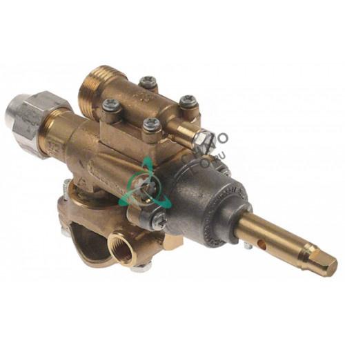 Газовый кран PEL 196.101469 service parts uni