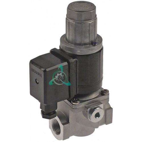Электромагнитный клапан-соленоид BRAHMA 230V тип катушки 13922051
