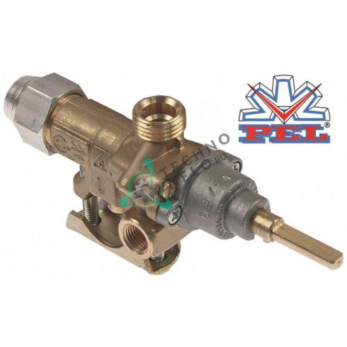 Кран газ PEL 465.101544 universal parts
