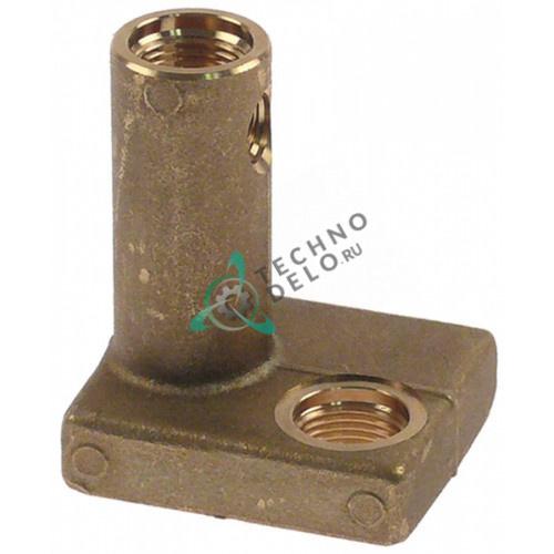 Верхняя часть горелки конфорочной электрода зажигания без винтового соединения 154107 39286000 для Küppersbusch, Palux