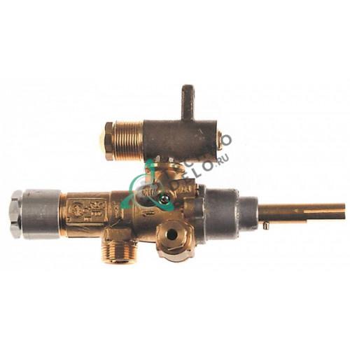Газовый кран (аналог) альтернатива EGA 034.101641 universal service parts