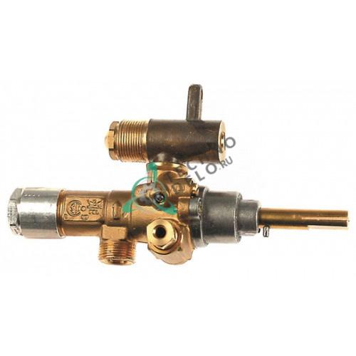Газовый кран (аналог) альтернатива EGA 034.101642 universal service parts