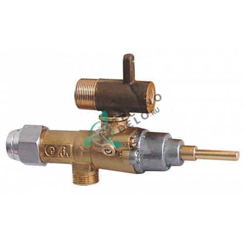 Кран газовый (аналог EGA) альтернатива EGA 196.101648 service parts uni