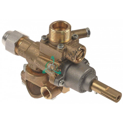 Кран газ PEL 465.101661 universal parts
