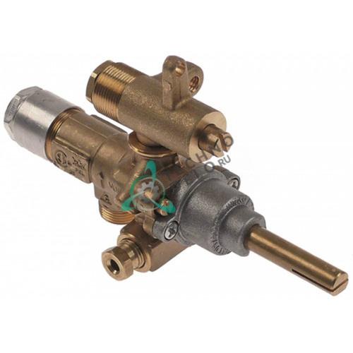 Газовый кран (аналог) альтернатива EGA 034.101668 universal service parts