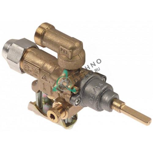 Газовый кран PEL 196.101671 service parts uni