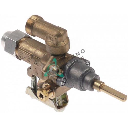 Газовый кран PEL 196.101672 service parts uni