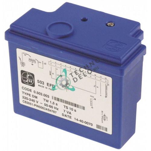Блок управления зажиганием газа 91310280 для печи пиццы Cuppone G, Electrolux и др.