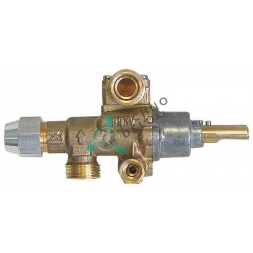 Кран газ PEL 465.101892 universal parts