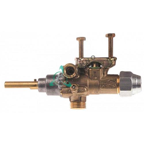 Газовый кран PEL type 21S 0C0205 для газового оборудования Zanussi/Electrolux и др.