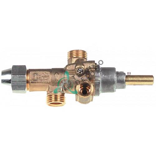 Газовый кран PEL 196.101918 service parts uni