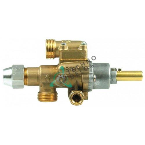 Газовый кран PEL 196.101950 service parts uni