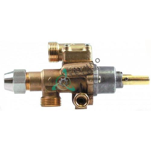 Газовый кран 196.101951 service parts uni