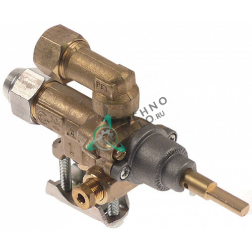 Газовый кран PEL 196.101976 service parts uni