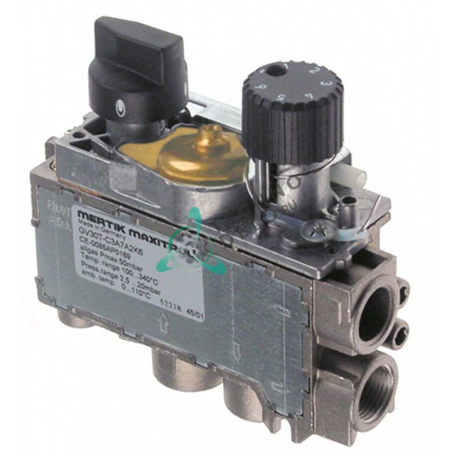 Термостат газ MERTIK 465.101979 universal parts