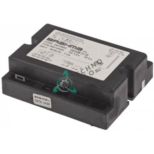 Контроллер газовый Brahma SM11PMIX 1,5с/5с 230В 7ВА ELET0134 для печи Zanolli Planet/Synthesis