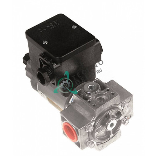 Клапан (вентиль) газовый Dungs 63AQ0626 1/2 L76мм 230VAC 201529 варочного котла MKN и др.