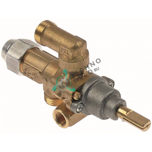 Газовый кран PEL 196.102557 service parts uni