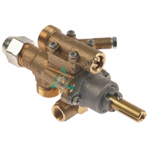 Кран газ PEL 465.102558 universal parts