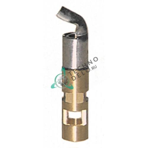 Воспламенитель SIT 0.975.015 верняя часть горелки конфорочной однопламенной для теплового кухонного оборудования