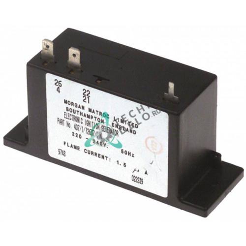 Блок зажигания zip-102654/original parts service