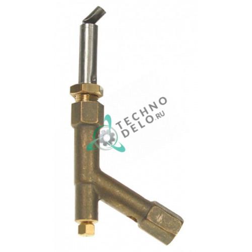 Горелка конфорочная C 193301 540920 профессиональной газовой плиты Küppersbusch, Thielmann HG2/4/6-HGB4/6-HGBE4/6