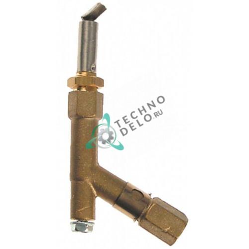 Горелка конфорочная D/E 193303 540921 профессиональной газовой плиты Küppersbusch, Thielmann HG2/4/6-HGB4/6-HGBE4/6