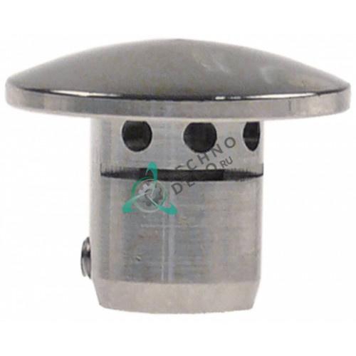 Воспламенитель грибовидный конфорочный с крепёжной резьбой 1033717300 для плиты Baron, Mareno, Mercury, Olis