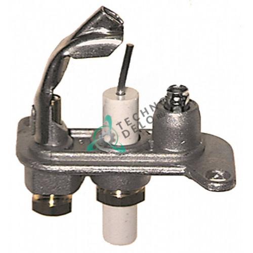 Горелка Junkers CB505149 природный газ номер дюзы 45 подключение к газу 6мм для теплового оборудования HoReCa