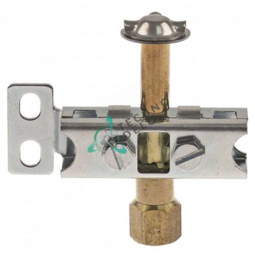 Горелка для конфорки SIT 3-х пламенная диаметр дюзы 0,4 мм для профессионального кухонного оборудования
