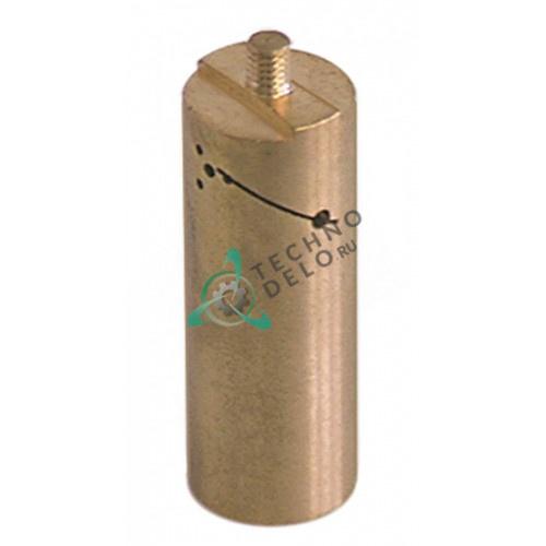 Горелка конфорочная верхняя часть 152903 для профессиональной плиты Kuppersbusch NGH210, NGH410, NGH413 и др.