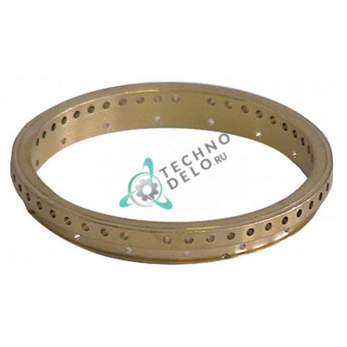 Кольцо для горелки ø 90мм газовых плит Bertos, Cookmax, Modular, RM-Gastro и др.