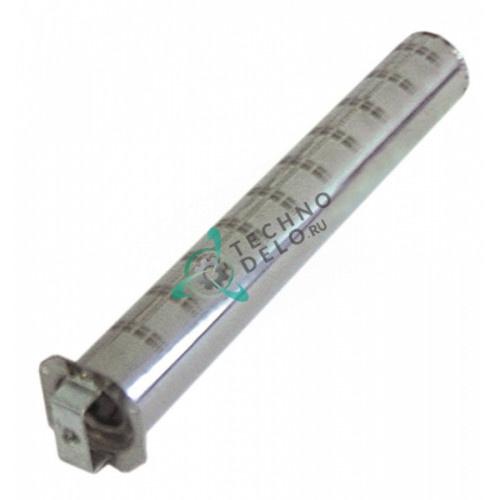 Горелка стержневая ø50мм L-350мм X23800 макароноварки GIGA CCPG4/CCPG82, Star10 и др.
