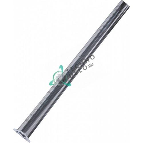 Горелка стержневая ø50мм L-775мм M4 293201090 для теплового профессионального оборудования Gico