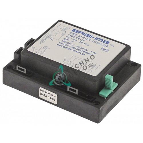 Контроллер газовый Brahma CE11F 1,5с/10с 220-240В 7ВА 175780 для печи Dexion, MBM и др.