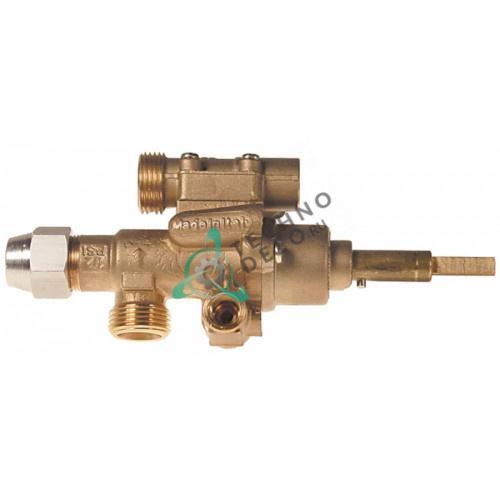 Газовый кран PEL 196.106022 service parts uni