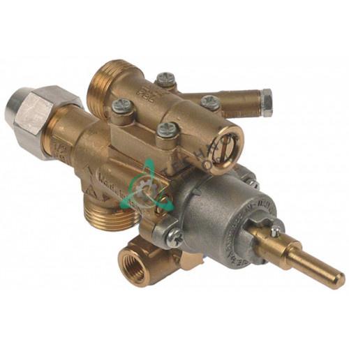 Газовый кран PEL 196.106023 service parts uni