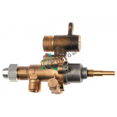 Газовый кран (аналог) альтернатива EGA 034.106041 universal service parts